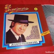 Discos de vinilo: JUANITO VALDERRAMA EL CANCIONERO 6 LP 1979 BELTER. Lote 277439898