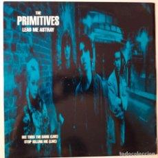 Discos de vinilo: THE PRIMITIVES- LEAD ME ASTRAY- UK MAXI SINGLE 1992- COMO NUEVO.. Lote 277440123