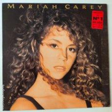 Disques de vinyle: MARIAH CAREY- SPAIN LP 1990 + ENCARTE- VINILO COMO NUEVO.. Lote 277446423
