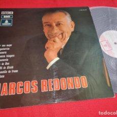 Discos de vinilo: MARCOS REDONDO LP 1969 EMI ODEON. Lote 277448683