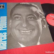 Discos de vinilo: MARCOS REDONDO LP 1966 EMI ODEON. Lote 277448733
