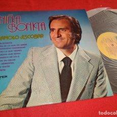 Discos de vinilo: MANOLO ESCOBAR NIÑA BONITA LP 1976 BELTER EXCELENTE ESTADO. Lote 277449478