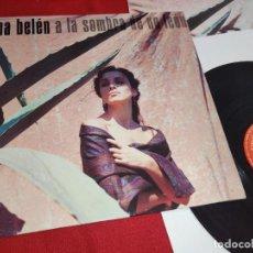 Discos de vinilo: ANA BELEN A LA SOMBRA DE UN LEON LP 1988 CBS. Lote 277449783