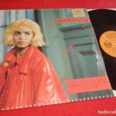 Discos de vinilo: DAVID A.STEWART/LILY WAS HERE LP 1990 RCA ESPAÑA SPAIN EXCELENTE ESTADO CANDY DULFER. Lote 277451238