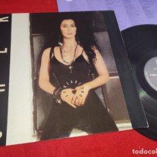 Discos de vinilo: CHER HEART OF STONE LP 1989 GEFFEN EDICION ALEMANA GERMANY. Lote 277451908