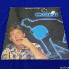 Discos de vinilo: PAUL MCCARTNEY GIVE MY REGARDS TO BROAD STREET. Lote 277452318