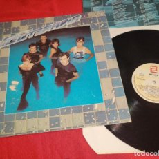Discos de vinilo: VIDEO VIDEOTERAPIA LP 1983 ZAFIRO MOVIDA POP SYNTH. Lote 277453168