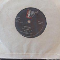 Discos de vinilo: SINITTA - CRUISING (FANFARE RECORDS, UK, 1984). Lote 277455748