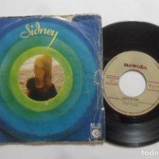 Discos de vinilo: SINGLE - AUSTRALIAN SOUND - A: SIDNEY - B: KANGAROO'S JUMP - NOVOLA - 1974. Lote 277459168