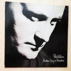 Discos de vinilo: PHIL COLLINS - ANOTHER DAY IN PARADISE (VINILO MAXI-SINGLE). Lote 277476493