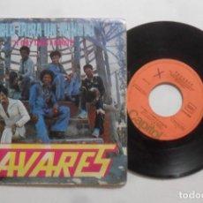 Discos de vinilo: SINGLE - TAVARES - A: IT ONLY TAKES A MINUTE - B: I HOPE SHE CHOOSES ME - EMI - 1975. Lote 277477243