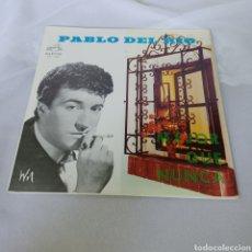 Discos de vinilo: PABLO DEL RIO - MEJOR QUE NUNCA - RCA VICTOR - EFITADO EN VENEZUELA. Lote 277499468