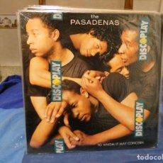 Discos de vinilo: LP THE PASADENAS TO WHOM IT MAY CONCERN MUY BUEN ESTADO 1992. Lote 277537973