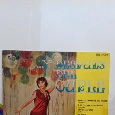 Discos de vinilo: MARUJITA DIAZ EP DE 4 CANCIONES. Lote 277538613