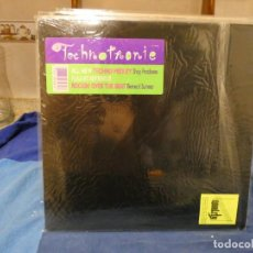 Discos de vinilo: MAXI SINGLE TECHNOTRONIC ALL NEW TECHNO MEDLEY BY SHEP PETTIBONE ESPAÑA 1990 MUY BUEN ESTADO. Lote 277538938