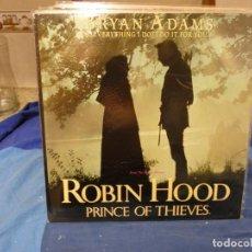 Discos de vinilo: MAXI SINGLE BRYAN ADAMS EVERYTHING I DO DE LA PELI ROBIN HOOD BUEN ESTADO 1992. Lote 277539098