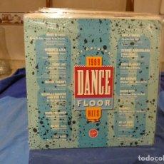 Discos de vinilo: LP RECOP BUEN ESTADO THE ORIGINAL 1989 DANCE FLOOR HITS VOL 2 VER ARTISTAS TAPA MUY BUEN ESTADO. Lote 277539683