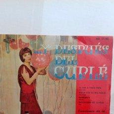 Discos de vinilo: MARUJITA DIAZ EP DE 4 CANCIONES. Lote 277540538