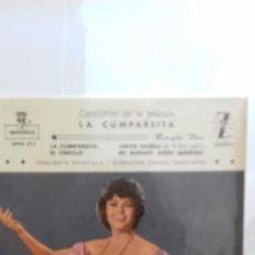 Discos de vinilo: MARUJITA DIAZ EP DE 4 CANCIONES. Lote 277540578