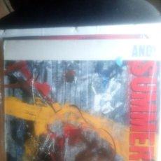 Discos de vinilo: ANDY SUMMERS - WORLD GONE STRANGE LP 1991. Lote 277541968
