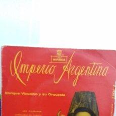 Discos de vinilo: IMPERIO ARGENTINA LOS PICHONES Y 3 MAS. Lote 277552693
