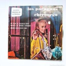 Discos de vinilo: LOS PARAGUAS DE CHERBURGO BANDA ORIGINAL MICHAEL LEGRAND. TDKDS21. Lote 277555873