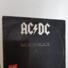 Discos de vinilo: AC /DC: BACK IN BLACK -EDICION PROMO ARGENTINA -CON REGALO OPORTUNIDAD COLECCIONISTAS. Lote 277566023
