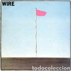 Discos de vinilo: WIRE–PINK FLAG. LP VINILO PRECINTADO. PUNK. Lote 277570388