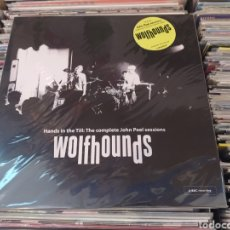 Discos de vinilo: THE WOLFHOUNDS–HANDS IN THE TILL: THE COMPLETE JOHN PEEL SESSIONS. LP VINILO PRECINTADO.. Lote 277581118