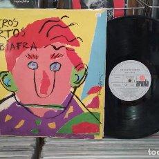 Discos de vinilo: LOS TOREROS MUERTOS POR BIAFRA. ARIOLA 1987, REF. 5A 208575 -- LP. Lote 277582778