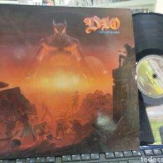 Discos de vinilo: DIO LP THE LAST IN LÍNE ESPAÑA 1984. Lote 277585138