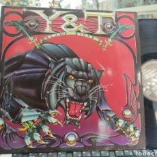 Discos de vinilo: Y & T LP BLACK TIGER 1982. Lote 277585883
