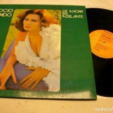 Discos de vinilo: ROCIO JURADO DE AHORA EN ADELANTE DISCO LP. Lote 277588903