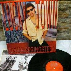 Discos de vinilo: BRUCE SPRINGSTEEN LUCKY TOWN VINYL LP. Lote 277589973