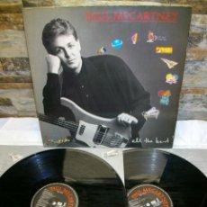 Discos de vinilo: PAUL MCCARTNEY ALL THE BEST VINYL 2 LP. Lote 277590143