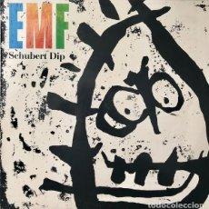 Discos de vinilo: EMF – SCHUBERT DIP. Lote 277590448