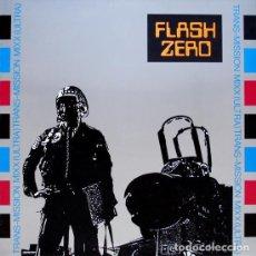 """Discos de vinilo: 12"""" FLASH ZERO - TRANS-MISSION (ULTRA) - LA GENERAL 04.3360 - MAXI SPAIN PRESS (EX/EX++). Lote 277602113"""