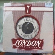 Discos de vinilo: RUN-D.M.C. - IT'S TRICKY (LONDON RECORDS, UK, 1987). Lote 277603868