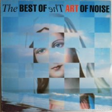 Discos de vinilo: THE ART OF NOISE, THE BEST OF THE ART OF NOISE, POLYDOR 837 367-1. Lote 277611343