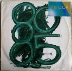 Discos de vinilo: YELLO, 1980, 1985 THE NEW MIX IN ONE GO, VERTIGO 826 773-1 Q. Lote 277613678