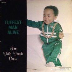 Discos de vinilo: THE FILA FRESH CREW* – TUFFEST MAN ALIVE. Lote 277613948