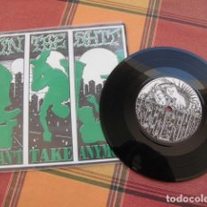 Discos de vinilo: IN THE SHIT- CAN´T TAKE ANYMORE. Lote 277615878