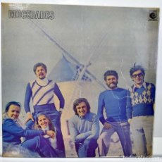 Discos de vinilo: MOCEDADES - MOCEDADES. LP NOVOLA 1973. Lote 277616238