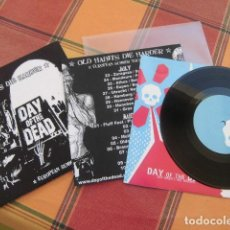 Discos de vinilo: DAY OF THE DEAD- OLD HABBITS DIE HARDER ( LIMITED EDITION). Lote 277617253