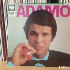 Discos de vinilo: *ADAMO - LE NEÓN + 3 - EP AÑO 1967 - PROMOCIÓN - LEER DESCRIPCIÓN. Lote 277626148