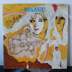 Discos de vinilo: MELANIE. FOR SIDES OF MELANIE. BUDAAH RECORDS. 1972. ESP. ROCK PSICODELICO- FLOK.. Lote 277627683