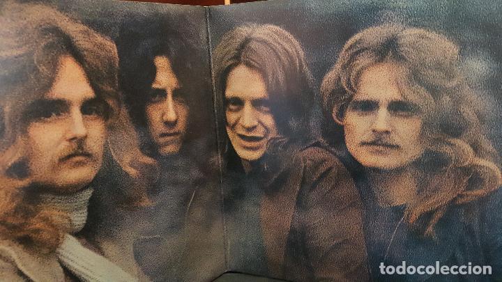 Discos de vinilo: BLACKFOOT SUE NOTHING TO RIDE LP UK 1973 PEPETO TOP - Foto 2 - 277630403