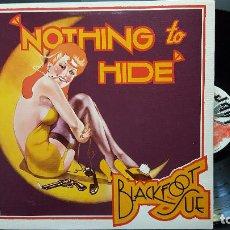Discos de vinilo: BLACKFOOT SUE NOTHING TO RIDE LP UK 1973 PEPETO TOP. Lote 277630403