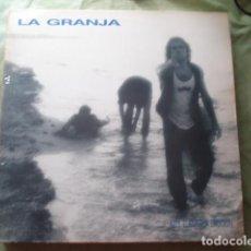 Discos de vinilo: LA GRANJA AZUL ELÉCTRICA EMOCIÓN. Lote 277630823