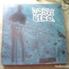 Discos de vinilo: DOBLE CERO DOBLE CERO. Lote 277631658